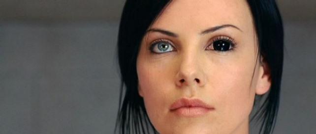 Черные контактные линзы для глаз