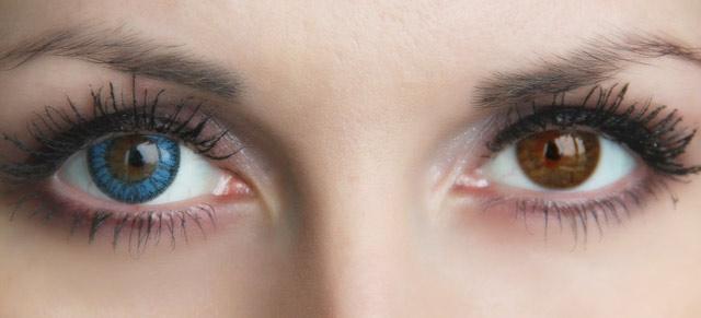 Цветные контактные линзы для глаз в интернет-магазине «Здоровое зрение»