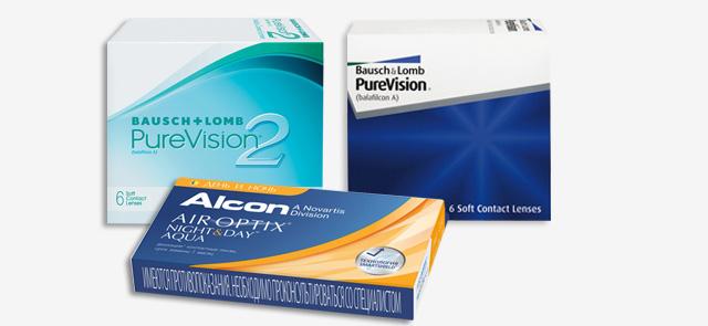 Контактные линзы в интернет-магазине Здоровое зрение