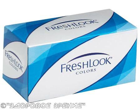 куплю контактные линзы freshlook colors
