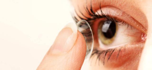 Контактные линзы для глаз в интернет-магазине Здоровое зрение