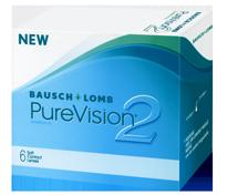 Контактные линзы Pure Vision 2HD