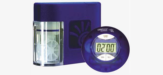 Complete Rapid Care - прибор для очистки контактных линзы для глаз