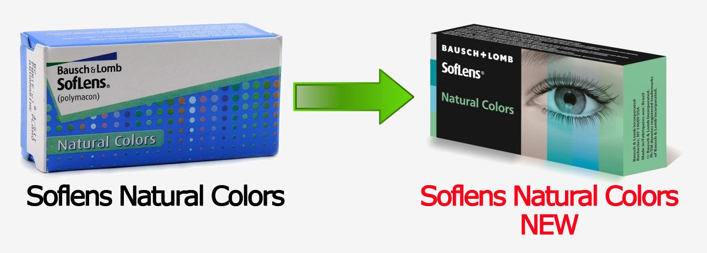 soflens natural colors new