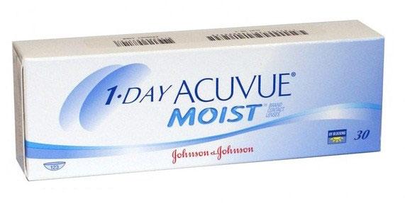 купить 1 Day Acuvue Moist