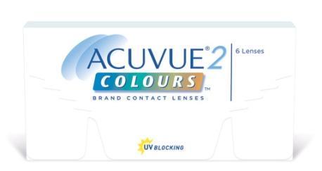 acuvue 2 colors в новой упаковке