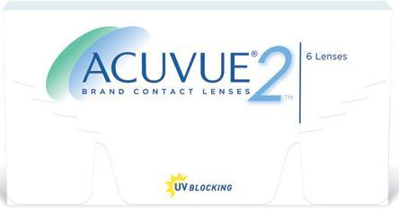 acuvue 2 в новой упаковке