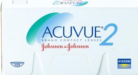 acuvue 2 в старой упаковке