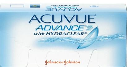 Acuvue advance в старой упаковке