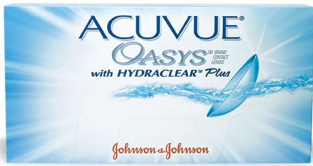 acuvue oasys в старой упаковке