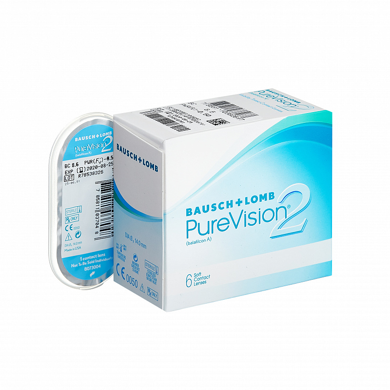 Bausch&Lomb Pure Vision 2